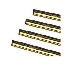 Master Brass Channel With Rubber
